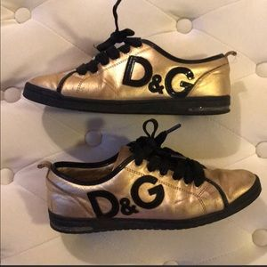 Dolce and Gabbana used sneakers 👟